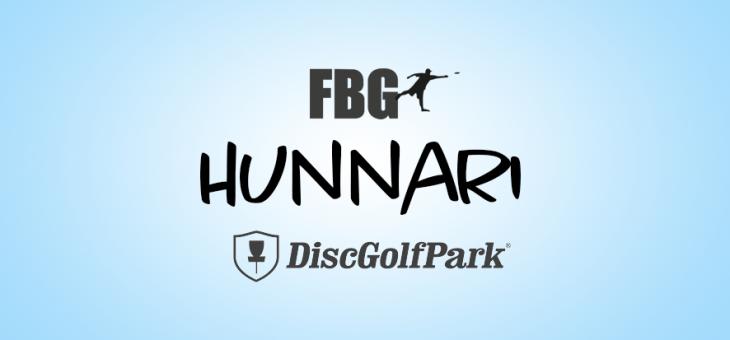 Viikkokisa Hunnari DGP:ssa 6.6.2018