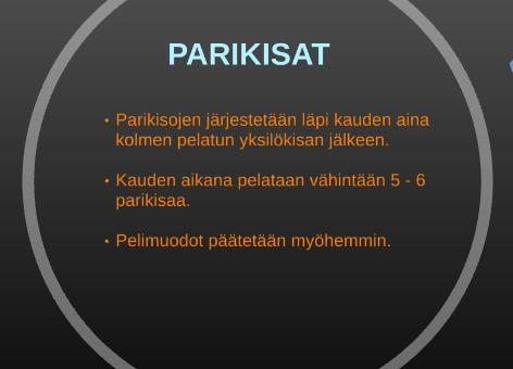 ViikkoParikisaa Tammelassa 20.6.2018